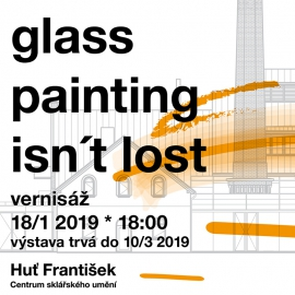 Glass painting isn´t lost